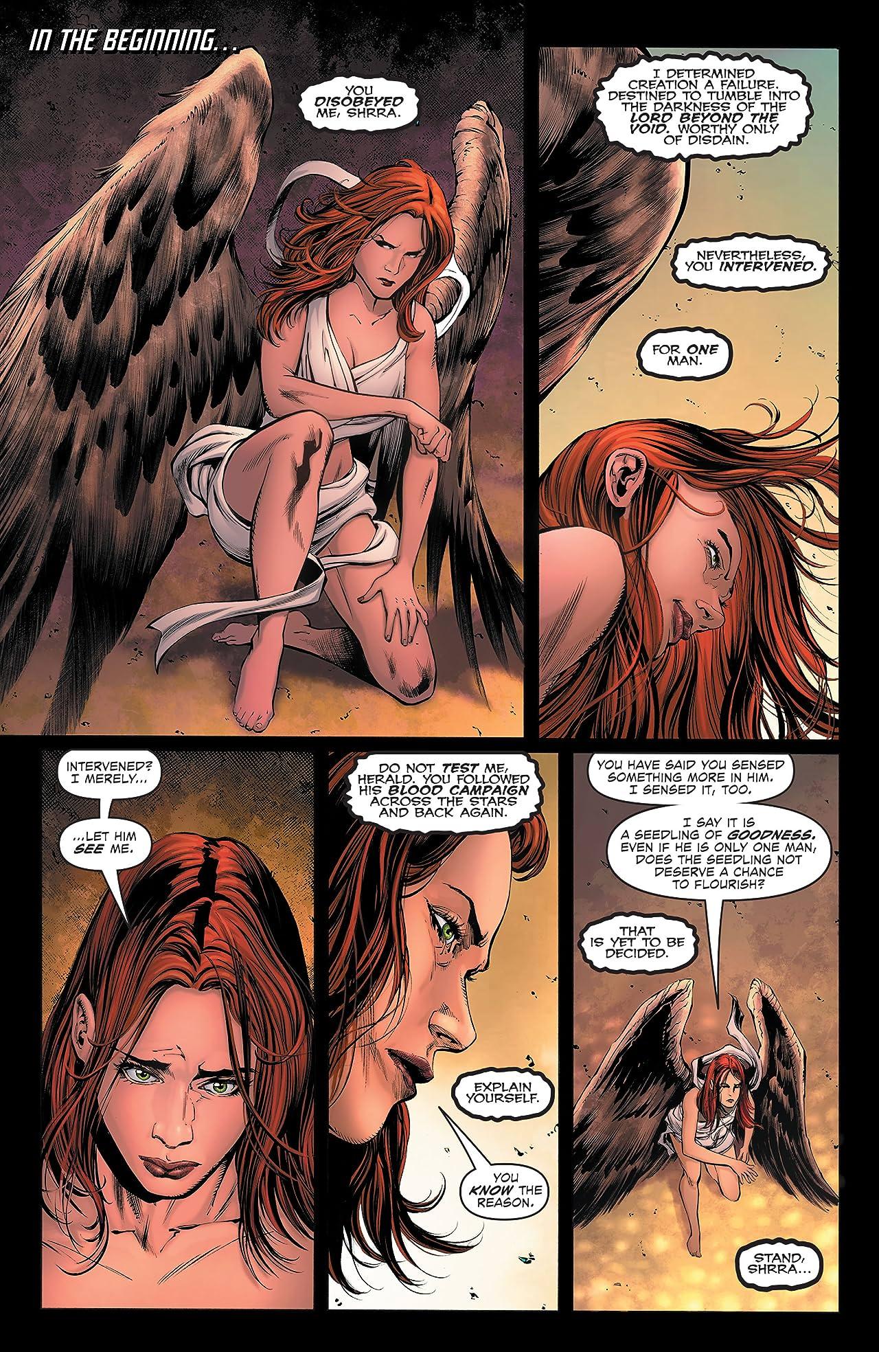 Hawkman (2018-) #25