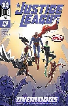 Justice League (2018-) #48
