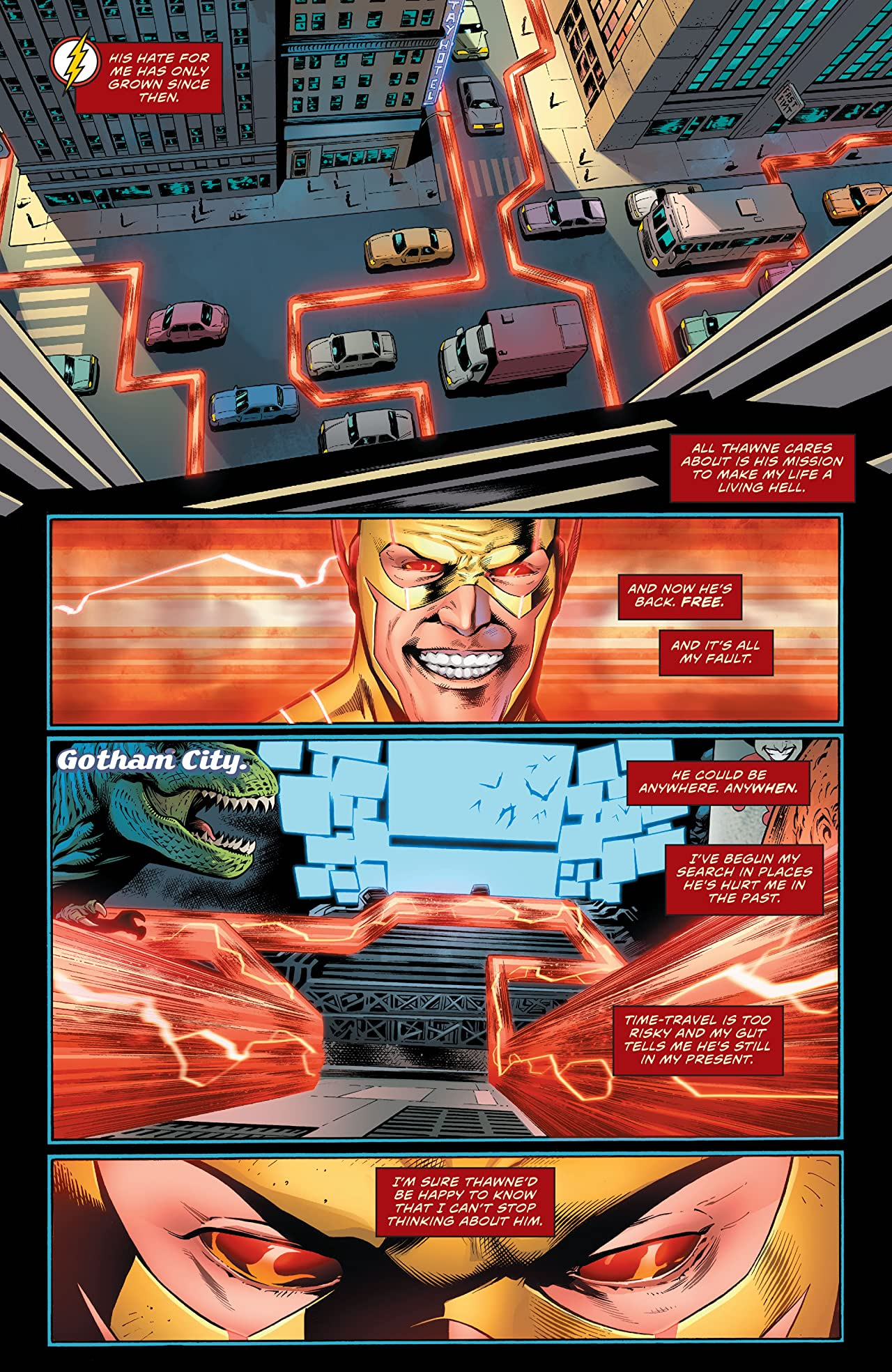 The Flash (2016-) #757