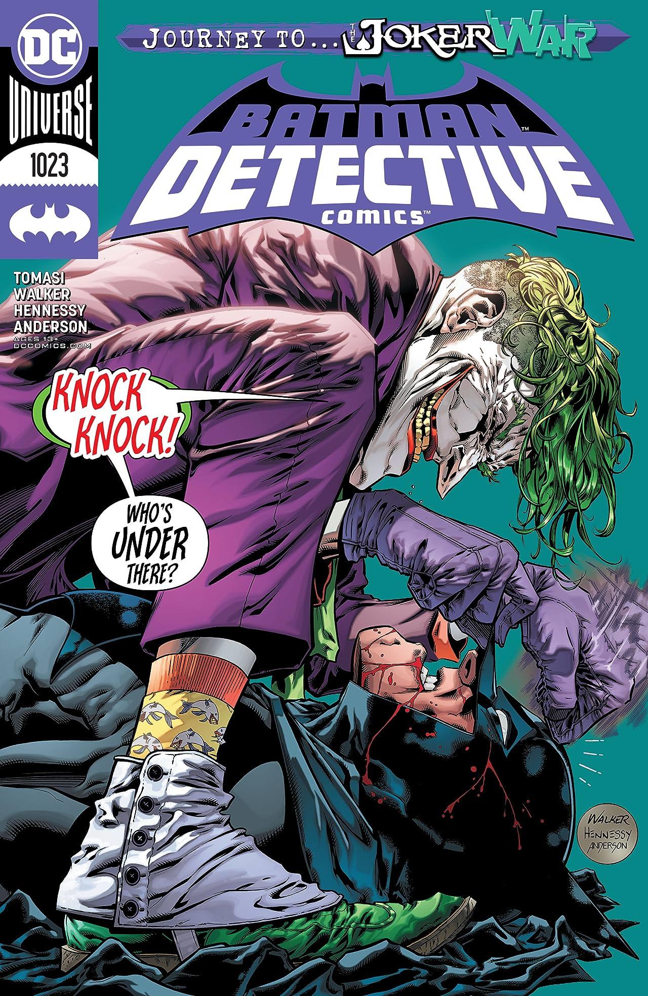 Detective Comics (2016-) No.1023