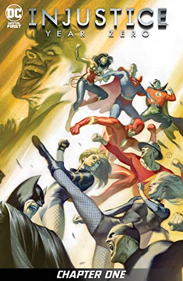 Injustice: Year Zero (2020-) #1