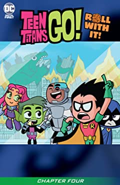 Teen Titans Go! Roll With It! (2020-) #4