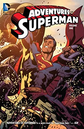 Adventures of Superman (2013-2014) Tome 1