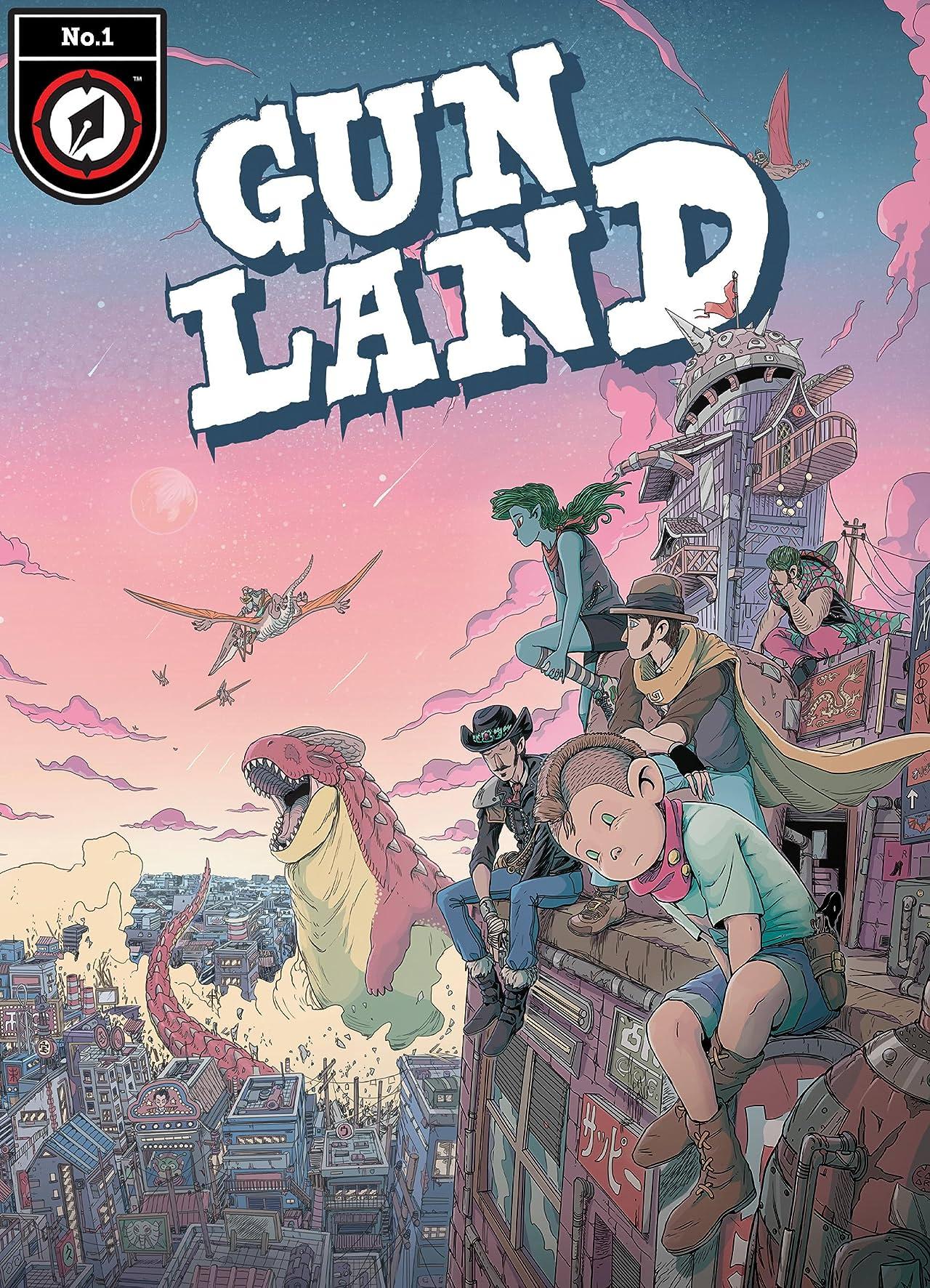 Gunland #1