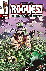 Rogues! Vol 6: The Shadow over Gerada #2