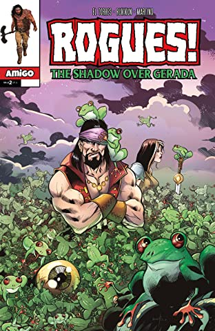 Rogues! Vol 6: The Shadow over Gerada No.2