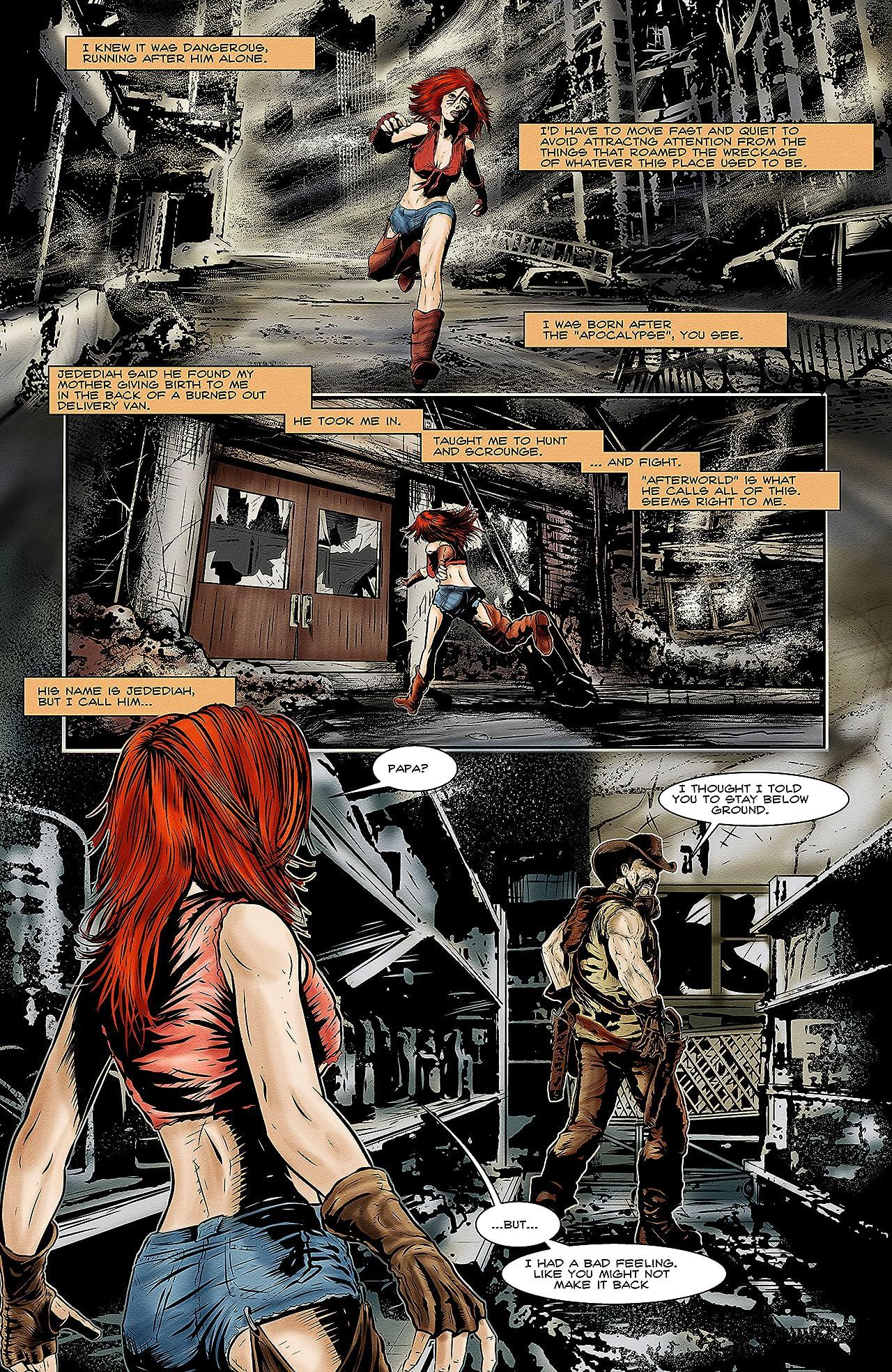 Apocalypse Girl No.1