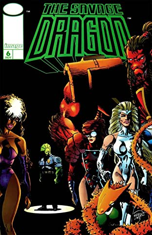 Savage Dragon No.6