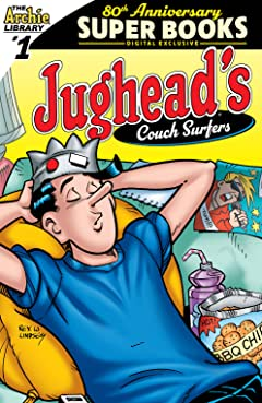 Archie Comics 80th Anniversary Presents: Jughead's Couch Surfers No.18