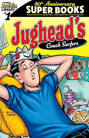 Archie Comics 80th Anniversary Presents: Jughead's Couch Surfers No.18