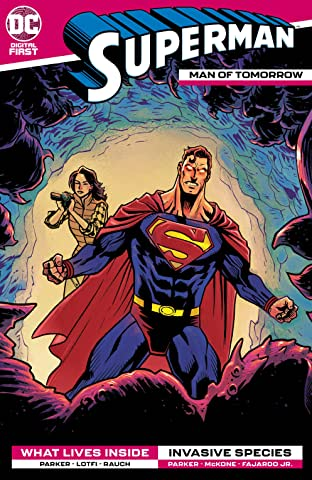 Superman: Man of Tomorrow No.9