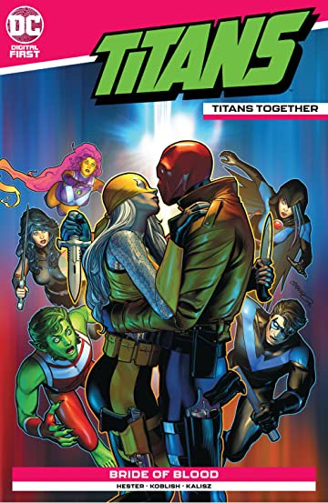 Titans: Titans Together No.2
