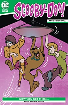 Scooby-Doo: Mystery Inc. No.2
