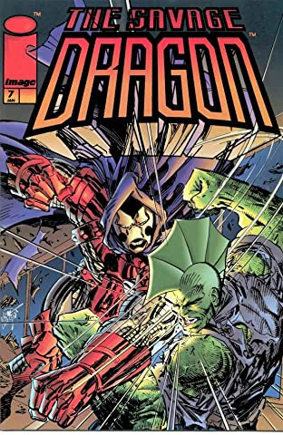 Savage Dragon No.7