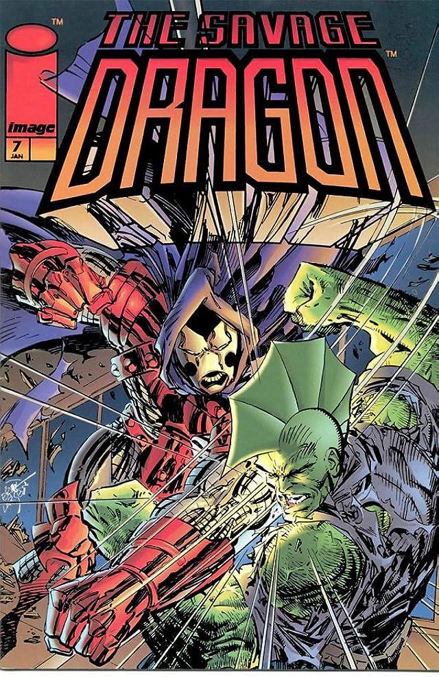 Savage Dragon #7