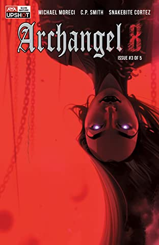 Archangel 8 #3 (of 5)