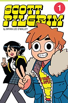 Scott Pilgrim Color Collection Vol. 1