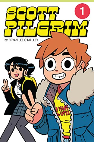 Scott Pilgrim Color Collection Tome 1