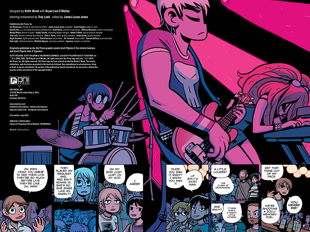 Scott Pilgrim Color Collection Vol. 2