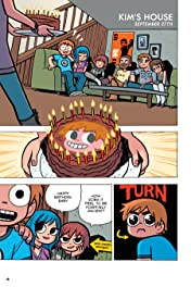 Scott Pilgrim Color Collection Vol. 3
