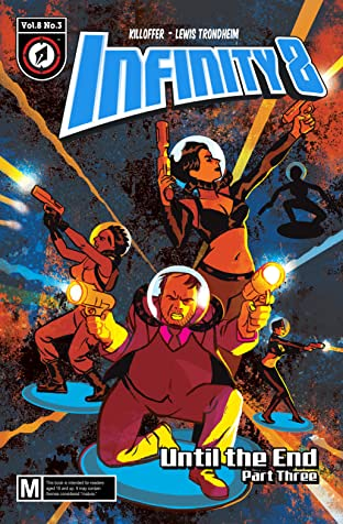 Infinity 8 #24: Until the End
