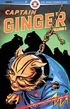 Captain Ginger Season 2 No.4