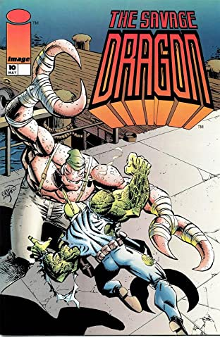 Savage Dragon No.10