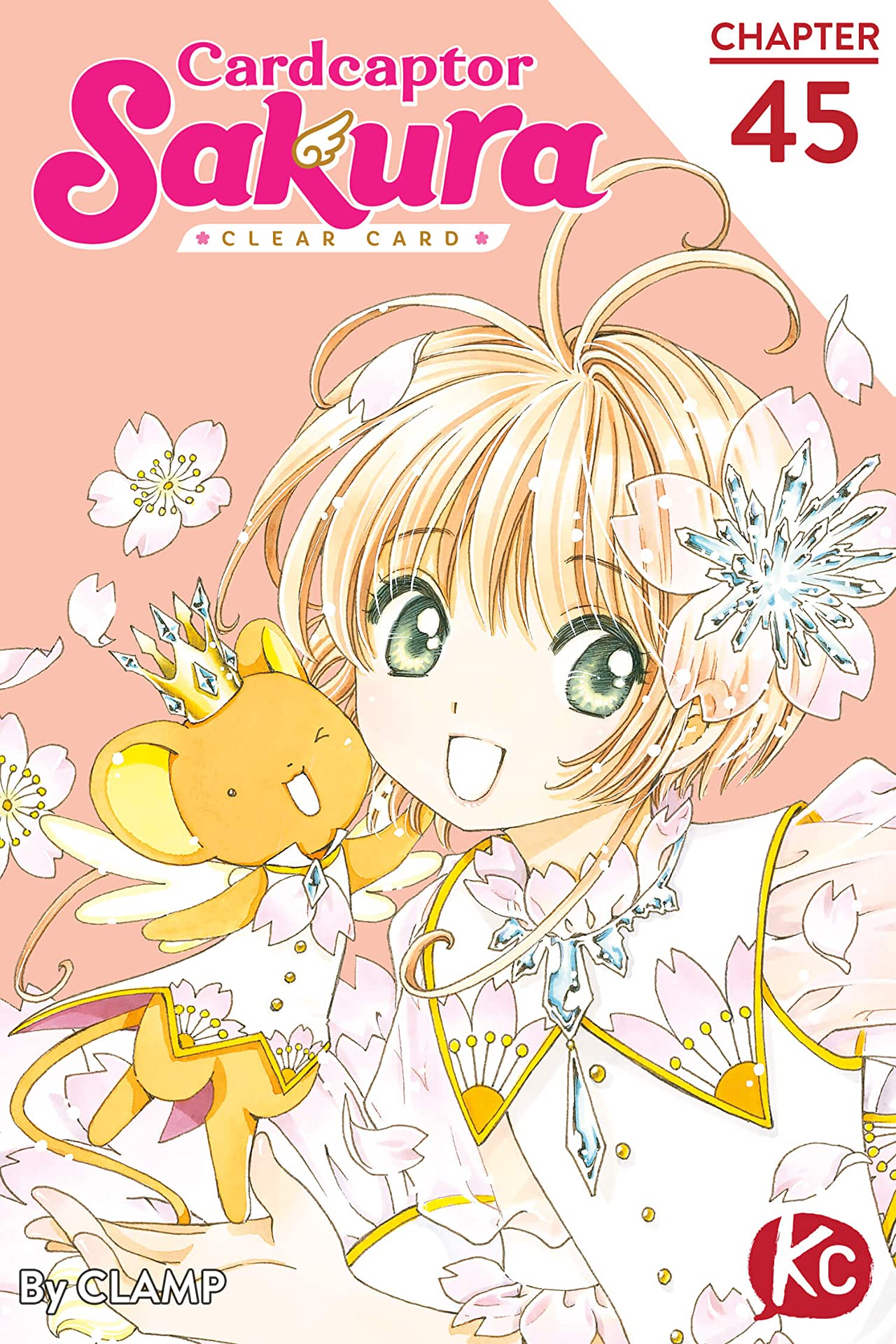 Cardcaptor Sakura: Clear Card No.45