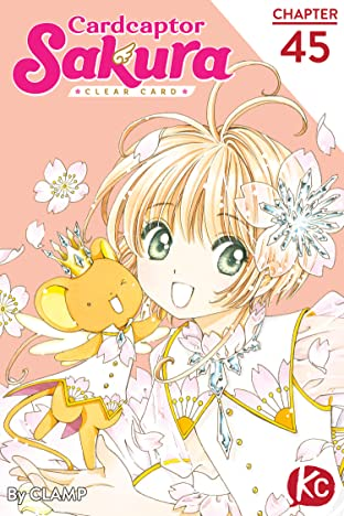 Cardcaptor Sakura: Clear Card No.45