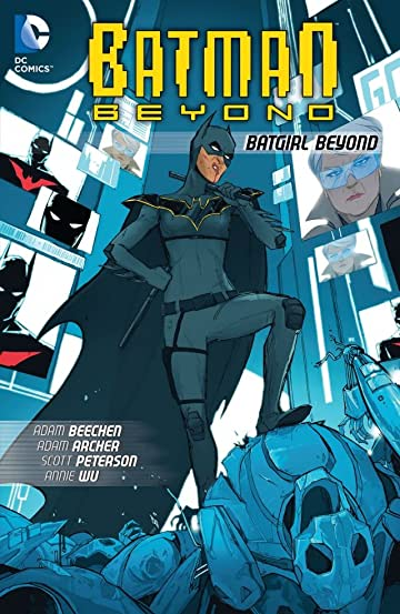 Batman Beyond (2012-2013): Batgirl Beyond