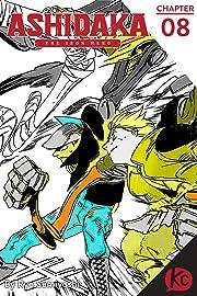 ASHIDAKA -The Iron Hero- #8
