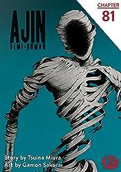 AJIN: Demi-Human No.81