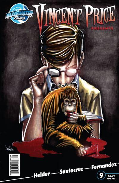 Vincent Price Presents #9