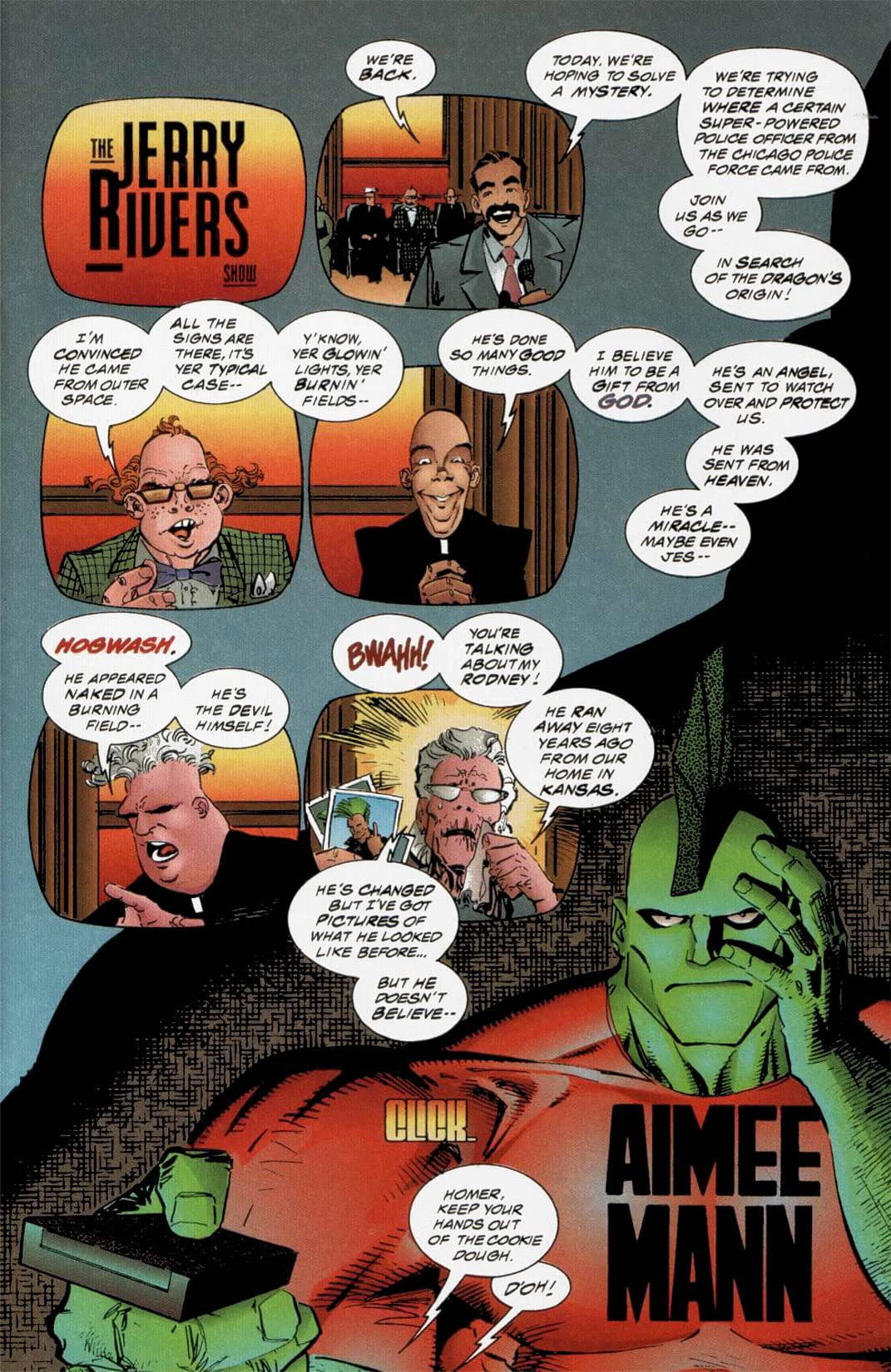 Savage Dragon #11