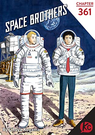 Space Brothers #361