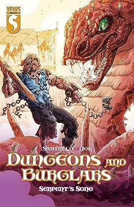 Dungeons and Burglars Vol. 2