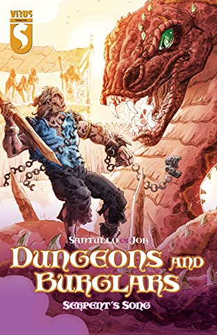Dungeons and Burglars Vol. 2