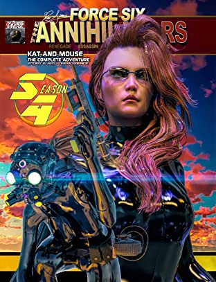 Force Six, The Annihilators Kat and Mouse: Kat and Mouse The complete Adventure