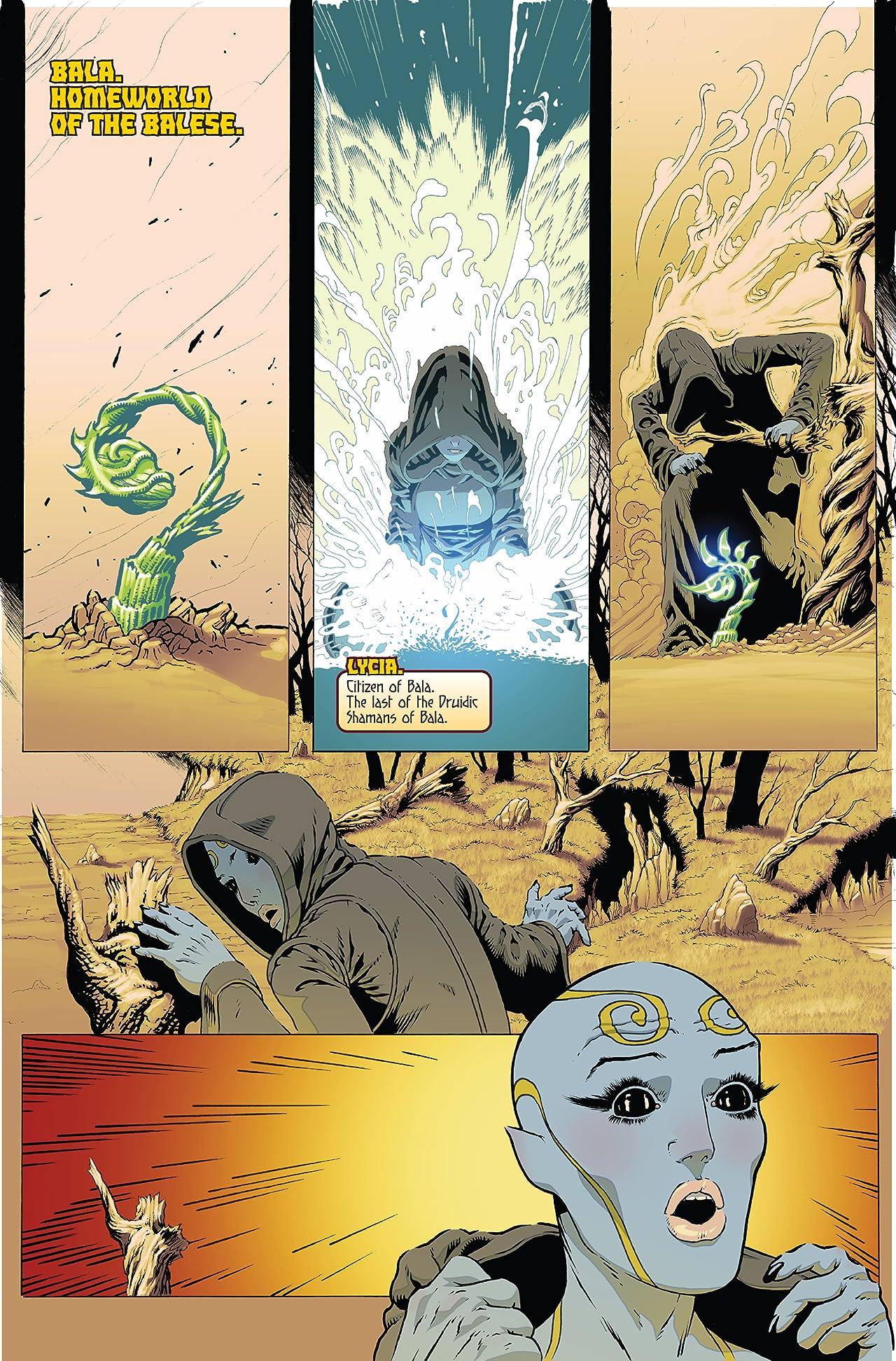Warlock 5 Vol. 1: The Return