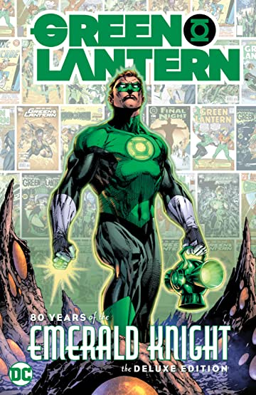 Green Lantern: 80 Years of the Emerald Knight The Deluxe Edition