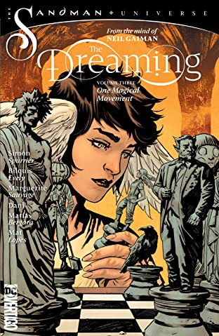 The Dreaming (2018-) Tome 3: One Magical Movement
