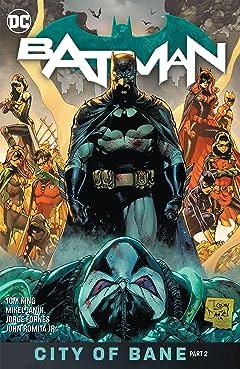 Batman (2016-) Vol. 13: The City of Bane Part 2