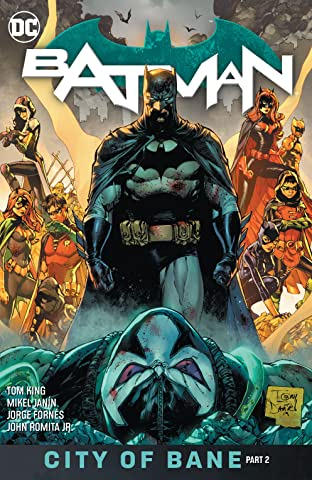 Batman (2016-) Tome 13: The City of Bane Part 2