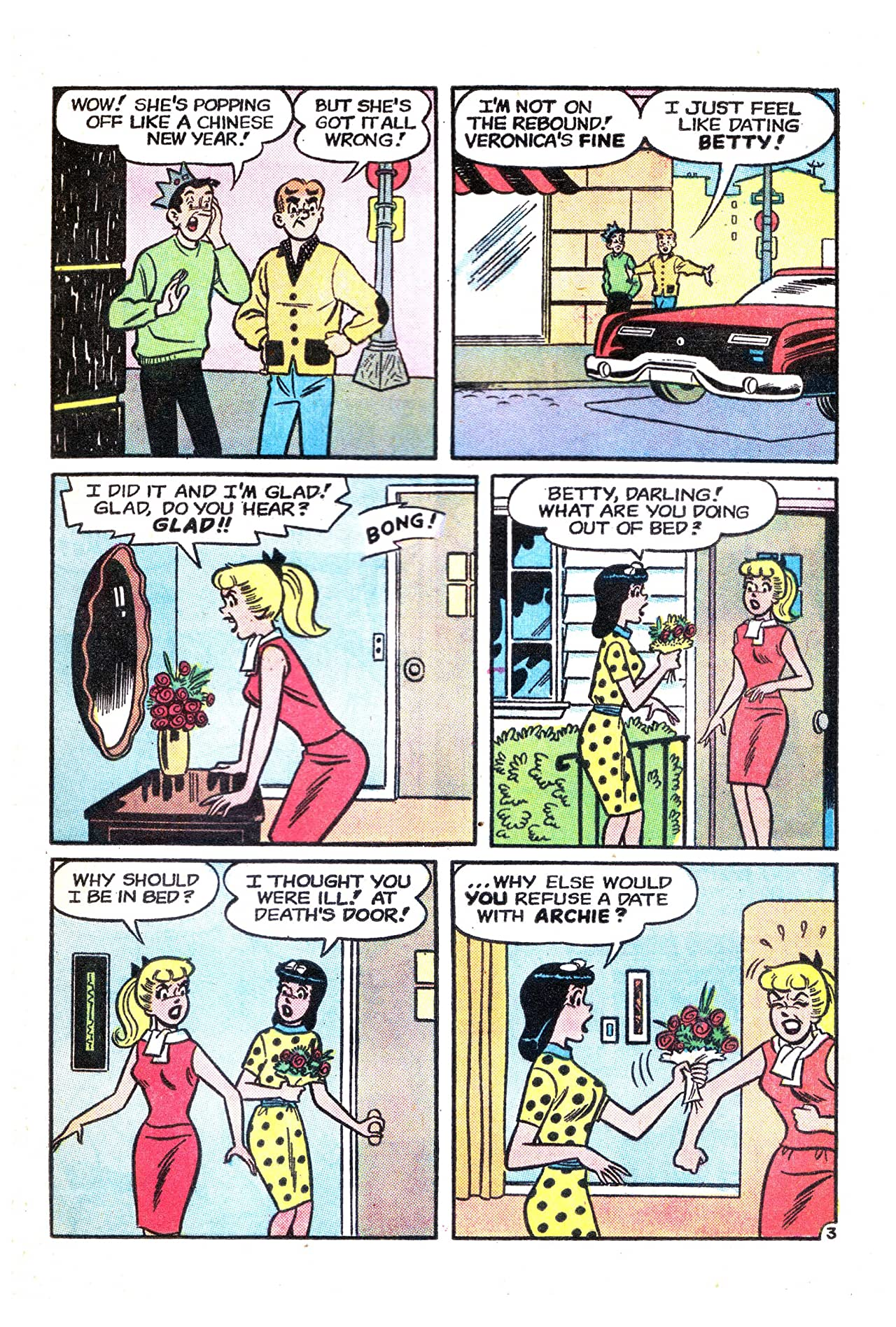 Archie's Girls Betty & Veronica No.104
