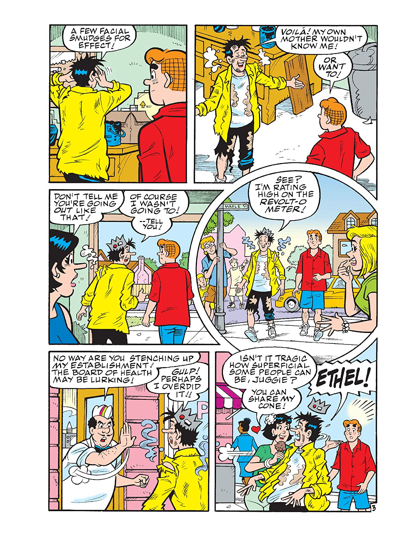 World of Archie Double Digest #101