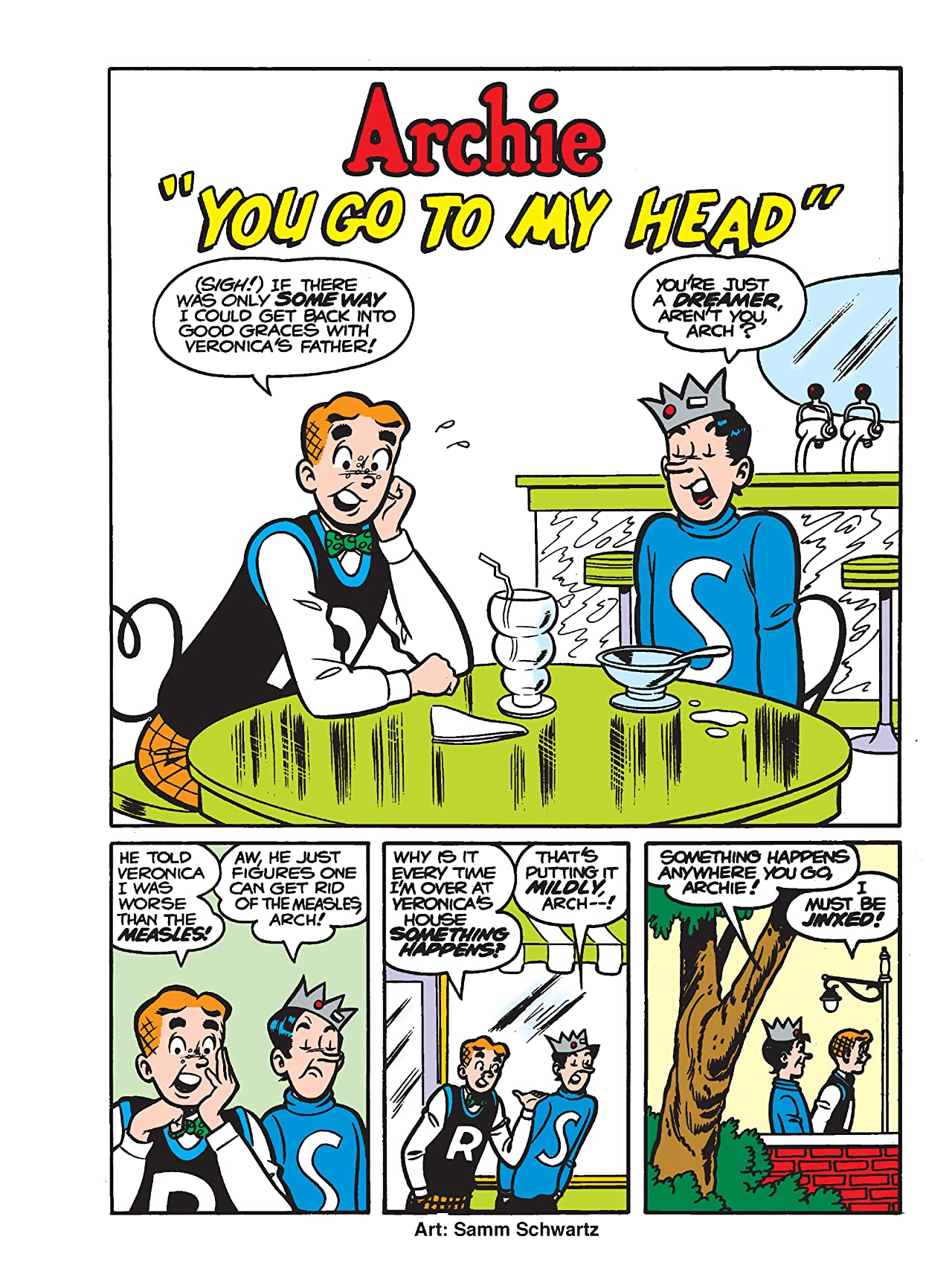 Archie Showcase Digest: Archie No.1