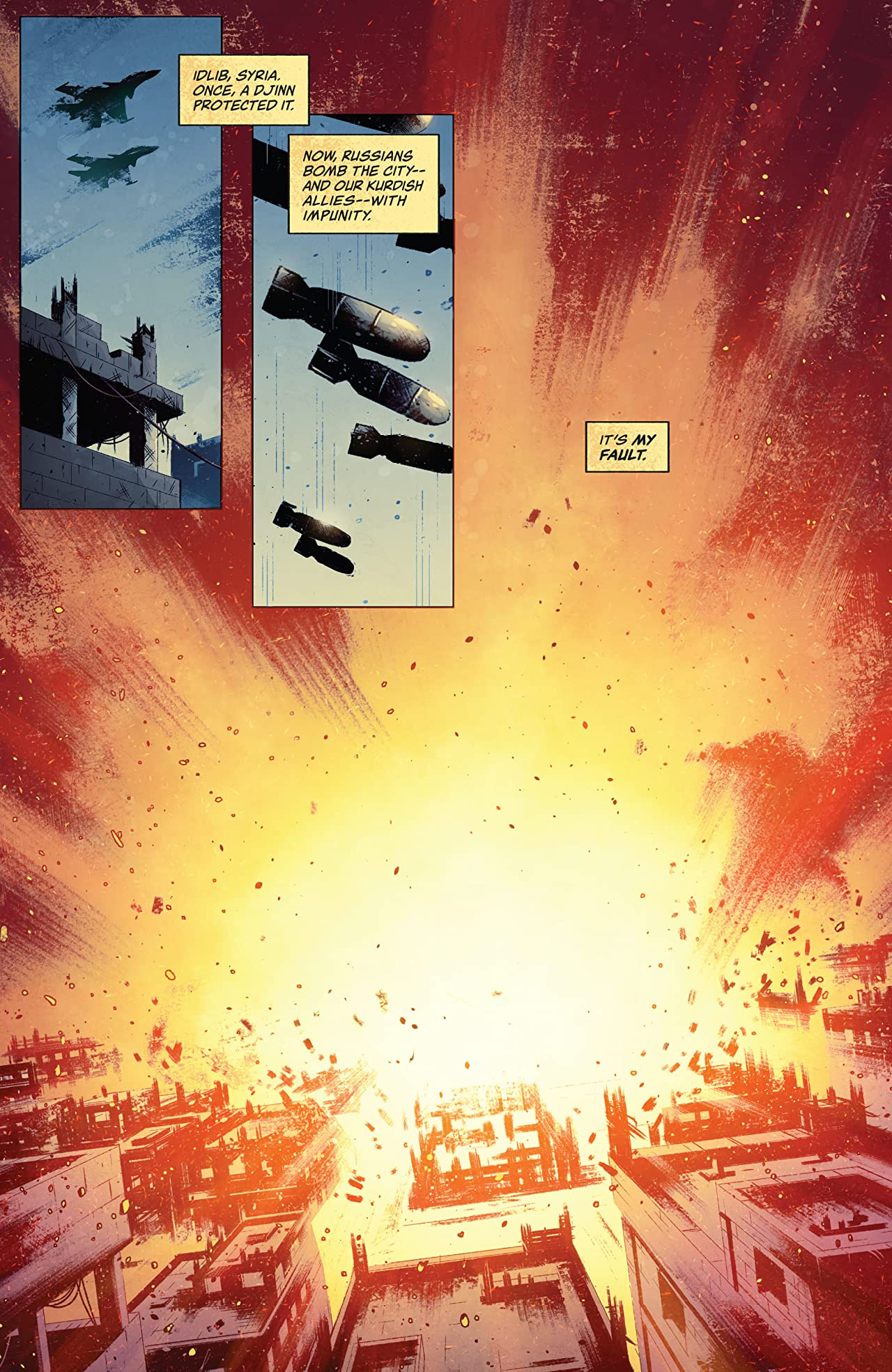 Godkillers: War on Terror #4