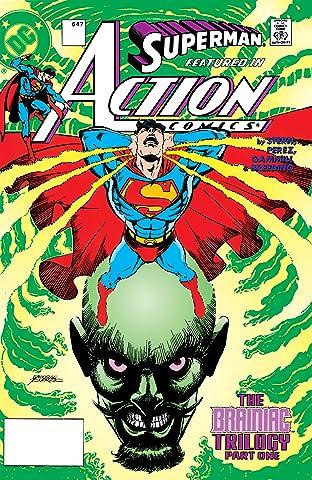 Action Comics (1938-2011) No.647