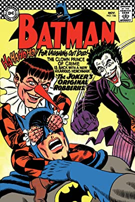 Batman (1940-2011) #186