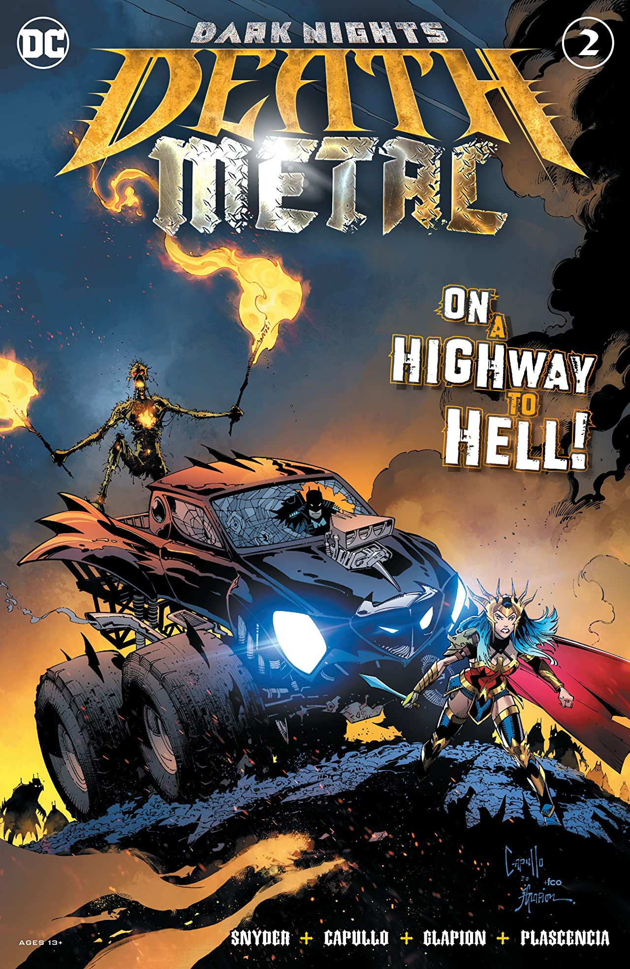 Dark Nights: Death Metal (2020-) No.2